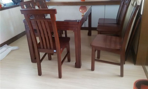 高档实木家具,黄菠萝家具在我家——淄博少海医院